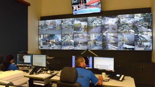 Prahu 1 díky radnici střeží nové dohledové středisko Městské policie