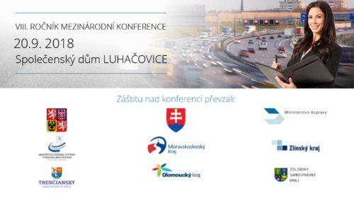 Konference Střední Morava křižovatka dopravních a ekonomických zájmů
