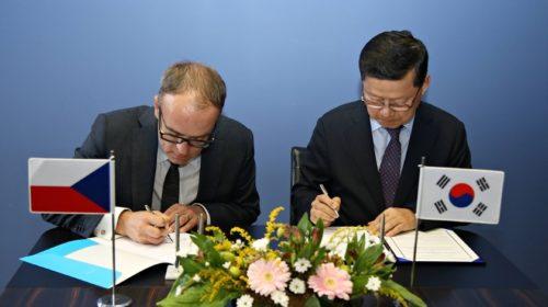 ČR a Korea podepsaly memorandum o spolupráci v oblasti veřejné správy a eGovernmentu