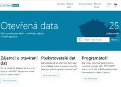 Otevřená data eGovernment