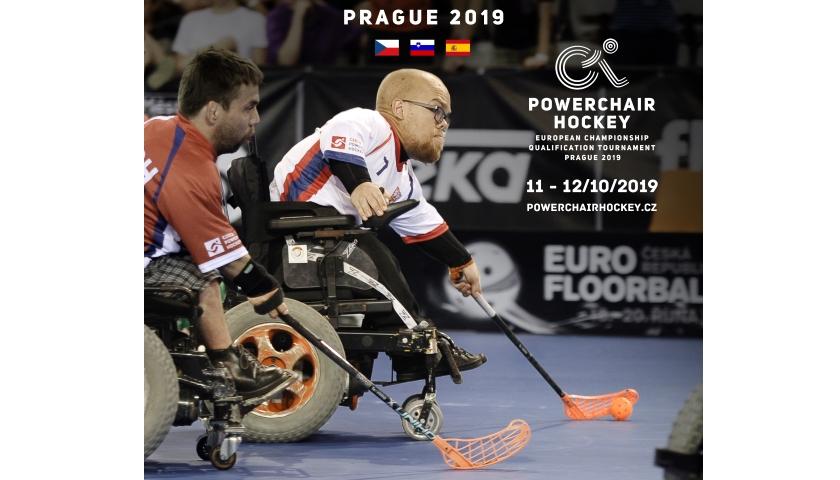 Mistrovství Evropy Powerchair Hockey 2020