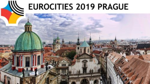Metropole hostí konferenci Eurocities 2019