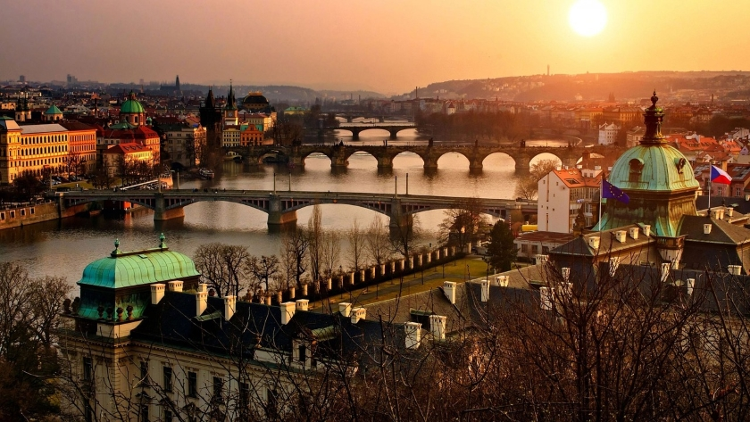 Praha Prague Praga
