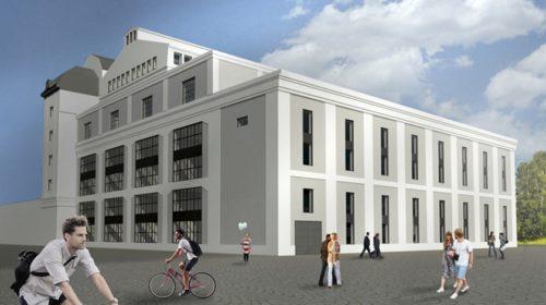 Plzeň buduje na Světovaru nový areál pro podporu podnikání