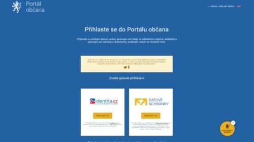 Praha propojí Portál Pražana s Portálem občana