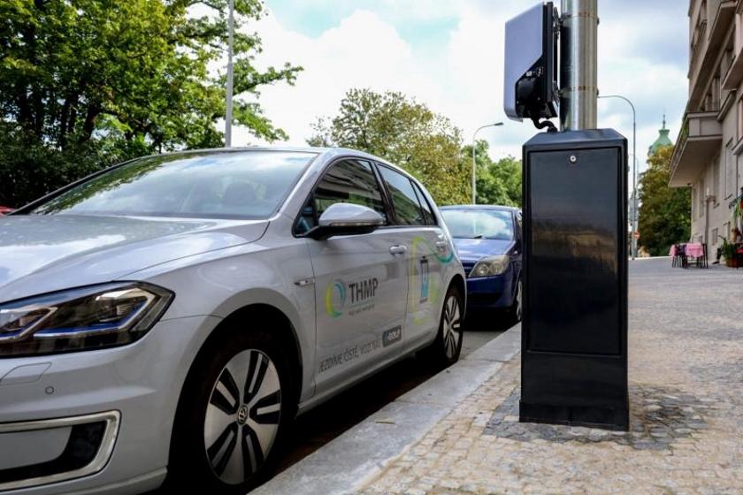 THMP dobijeni elektromobilu