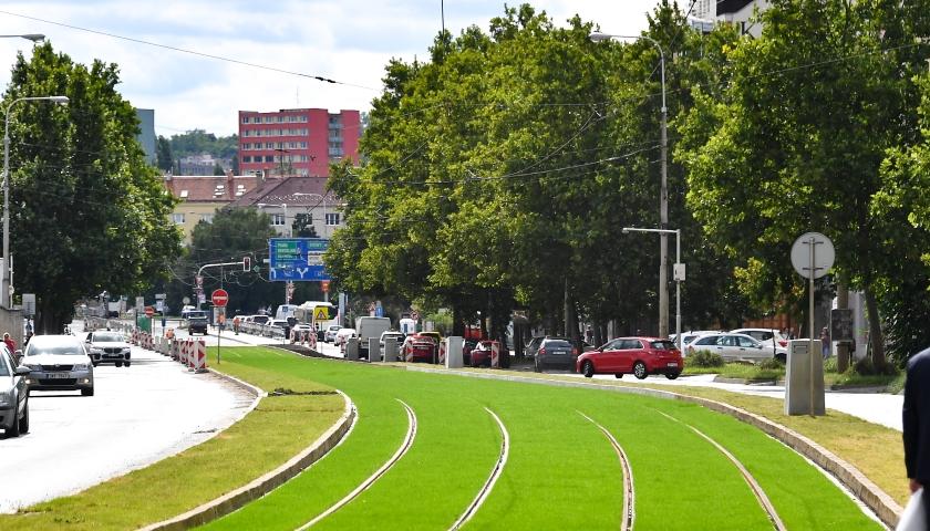 Brno silnice