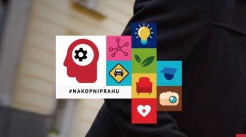 Startuje druhý ročník inovačního maratonu #NakopniPrahu