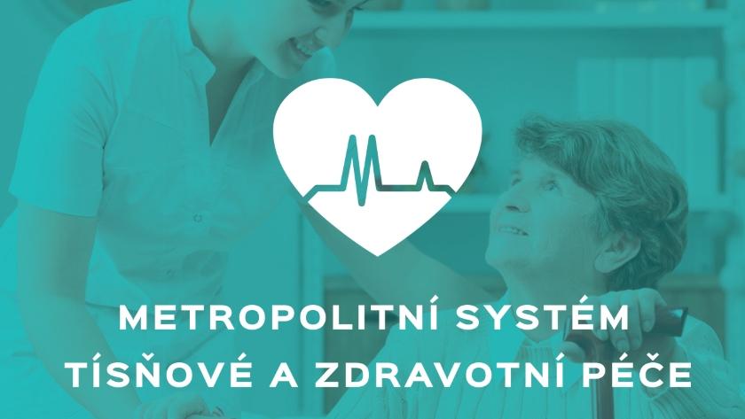 eHealth – metropolitní systém tísňové a zdravotní péče